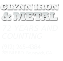 Glynn Iron & Metal Recycling – Brunswick – Georgia (GA)